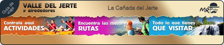 La Cañada del Jerte, enlace a planificador de viajes