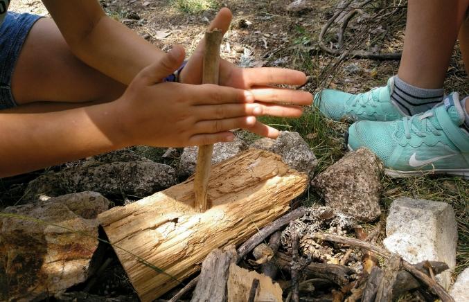 Supervivencia en la Naturaleza Nivel 1 y 2