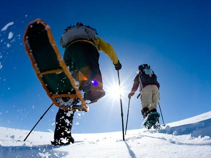 Raquetas de Nieve en Peñalara